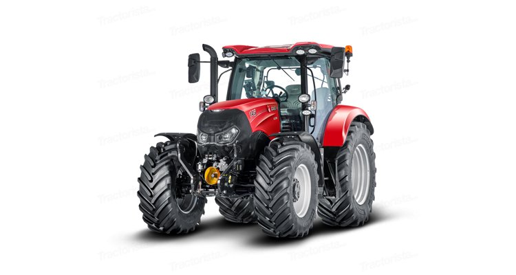 Case IH Maxxum 115 Multicontroller title=