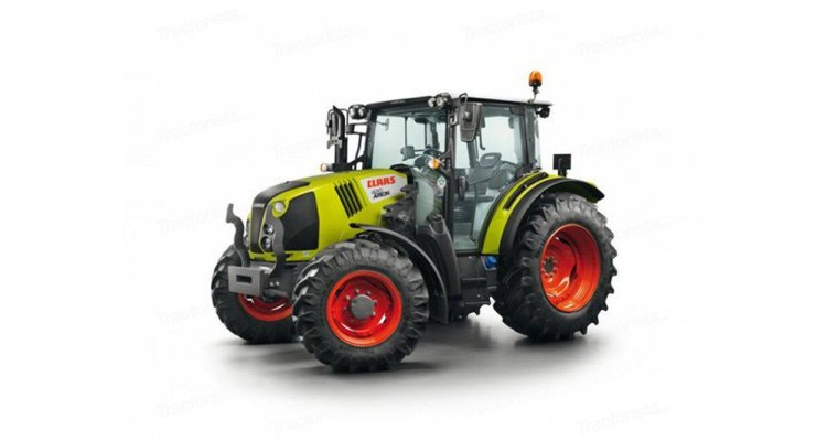 Claas Arion 460 title=