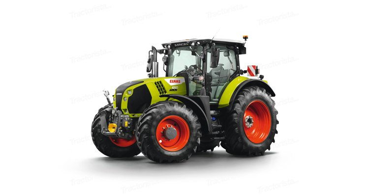 Claas Arion 660 title=