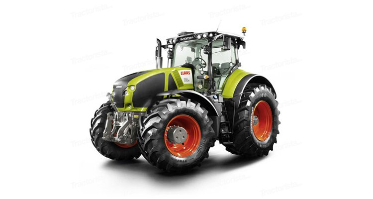 Claas Axion 950 title=