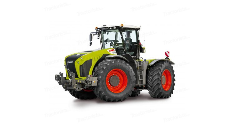 Claas Xerion 4500 title=