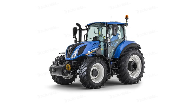 New Holland T5.120 ElectroCommand title=