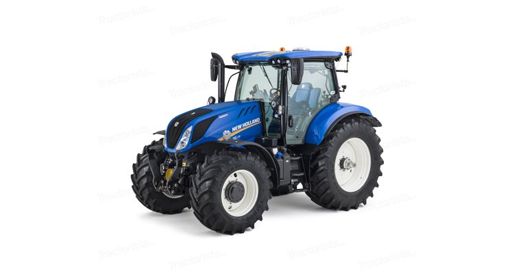 New Holland T6.125 S Deluxe title=