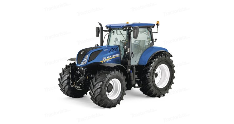 New Holland T7.190 Side Winder title=