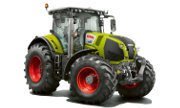 Claas Axion 860